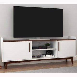 Rack para TV com 2 Portas BPI115 - BRV