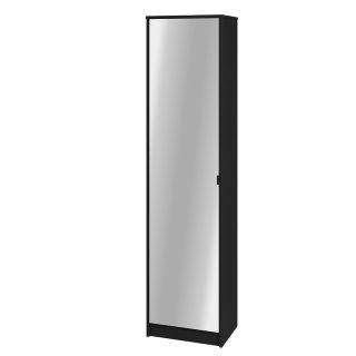 Sapateira com 1 Porta e Espelho BST 16 - BRV Móveis