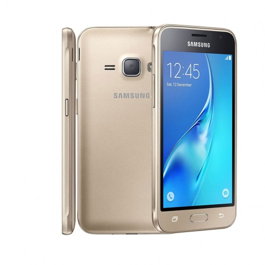 Smartphone Samsung Galaxy J1 2016 Duos Dourado