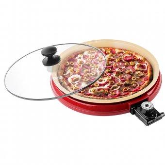 Multi Grill Ceramic Pan GRL350 Vermelho 220V Cadence