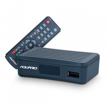 Conversor e Gravador Digital Full HD Aquário DTV-4000