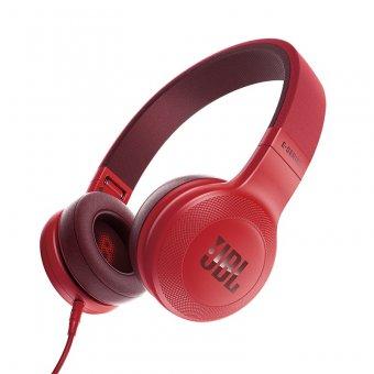 Fone de Ouvido Over-ear JBL E35 Vermelho