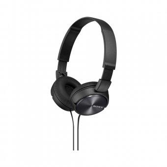 Fone de Ouvido Sony Headphone com Microfone integrado MDR-ZX310AP Preto