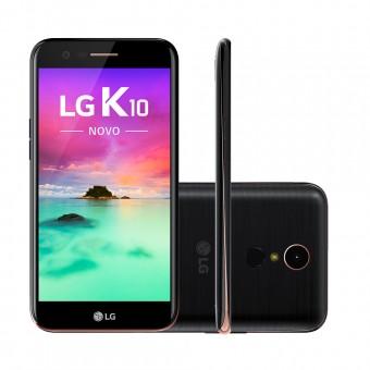Smartphone LG K10 Novo M250DS Preto
