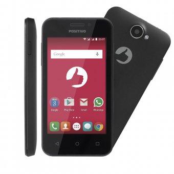 Smartphone Positivo ONE S420 Dual Preto Reembalado