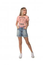 Imagem - BLUSA Infantil ANGERO ITS GIRL COM ABERTURA NO OMBRO cód: 16839016