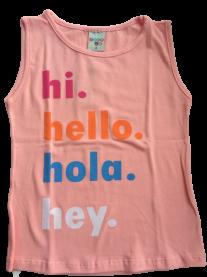 Imagem - Blusa Infantil Cotton Hi. Hello Have Fun cód: 17496999