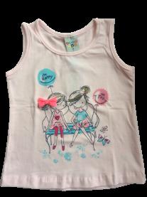 Imagem - Blusa Infantil Cotton I'm Happy Have Fun cód: 17484003