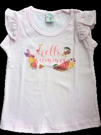 Imagem - Blusa Infantil Hello Summer Have Fun cód: 17481003