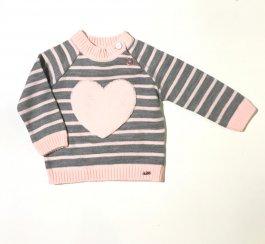 Imagem - Blusão Kukiê em Lã com Coração Plush cód: 16332003