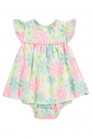 Imagem - Body Infantil Floral Kukie cód: 17547004