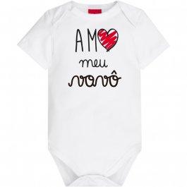 Imagem - Body Bebe Infantil Kyly Frases Divertidas cód: 16587001