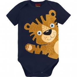 Imagem - Body Infantil Ursinho C/ Olhos Kyly cód: 17593006