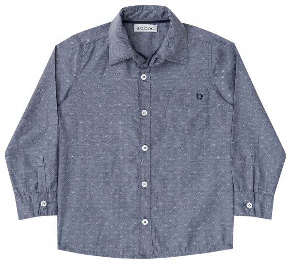 Imagem - Camisa Social Lucboo com bolso cód: 14999121