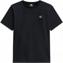 Imagem - Camiseta Infantil Lemon Preto/Mescla cód: 16397014