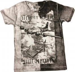 Imagem - Camiseta Infantil Biogas Elite Squadron cód: 16560014