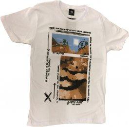 Imagem - Camiseta Infantil Biogas Game Over cód: 16558001