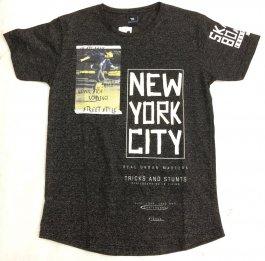 Imagem - Camiseta Infantil Biogas New York City cód: 16565121