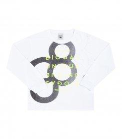 Imagem - Camiseta Infantil com Punho Biogas cód: 17060001