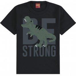 Imagem - Camiseta Infantil Dino Lantejoula Kyly cód: 17445014