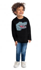 Imagem - Camiseta Infantil Dragao Paete Kyly cód: 17223014