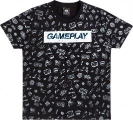 Imagem - Camiseta Infantil Game Play Biogas cód: 17378014