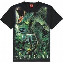 Imagem - Camiseta Infantil Jurassic Park Kyly cód: 17595014