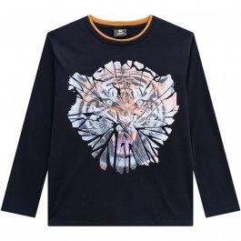 Imagem - Camiseta Infantil Lemon Leao cód: 17103014