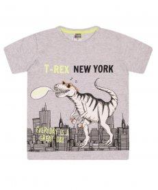 Imagem - CAMISETA Infantil SEMPRE KIDS REX NEW YORK cód: 16689027