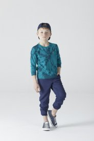 Imagem - Camiseta Infantil Tie Dye Biogas cód: 17088004