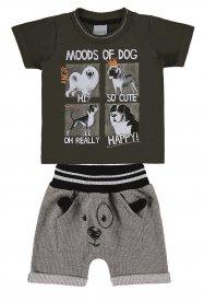Imagem - CONJ Infantil ANGERO MOODS OF DOG cód: 16851004