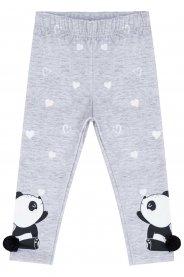 Imagem - Legging Infantil Kukiê Lhama Panda cód: 16987016