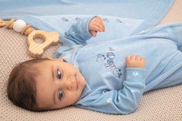 Imagem - Macacão Bebê Plush Letut  cód: 17012002