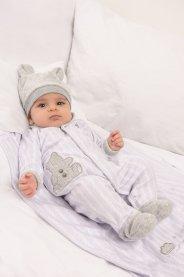 Imagem - Macacão Bebê Plush Letut Urso  cód: 17018016