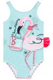 Imagem - Maio Infantil Kukie Flamingo cód: 16443004