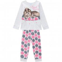 Imagem - Pijama Infantil Algodao Kyky Dog cód: 17218016