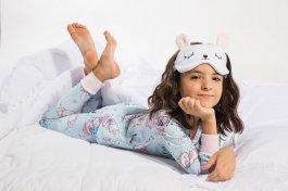 Imagem - Pijama Infantil com Tapa 0lho Coelho Kukie cód: 17319002