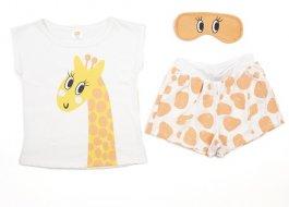 Imagem - Pijama Infantil Feminino Girafa Have Fun cód: 17468007