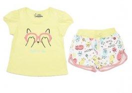 Imagem - Pijama Infantil Feminino Peek a Boo Have Fun cód: 17471004