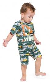Imagem - Pijama Infantil KYLY Com Work com Caminhão cód: 16575004