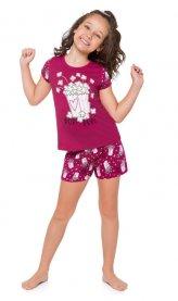 Imagem - Pijama Infantil Kyly Pipoca Brilha no Escuro cód: 16708012