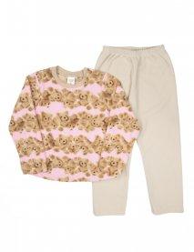 Imagem - Pijama Infantil Soft Urso Have Fun cód: 17150003