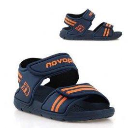 Imagem - Sandalia Infantil Novope Papete Com Velcro cód: 16699023