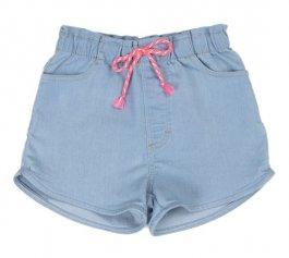 Imagem - Short Jeans Infantil C/ Bolso Pink Have Fun cód: 17487019