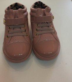 Imagem - Sneaker Pampili com Velco e Elástico Verniz cód: 11417013