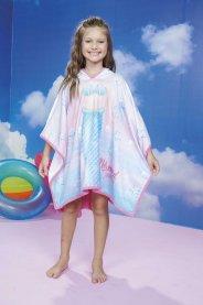 Imagem - Toalha Infantil Sereia Kukiê cód: 17586003