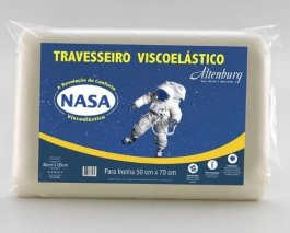 Imagem - Travesseiro Viscoelástico Nasa Altenburg cód: 15755007