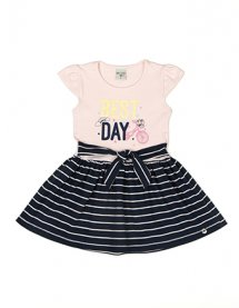 Imagem - Vestido Cotton Best Day Have Fun cód: 16517003