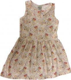 Imagem - Vestido Infantil Cotton Have Fun Estampa Floral cód: 16532007