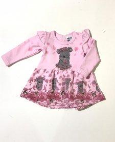 Imagem - Vestido Sempre Kids Coala Floreado  cód: 16282003